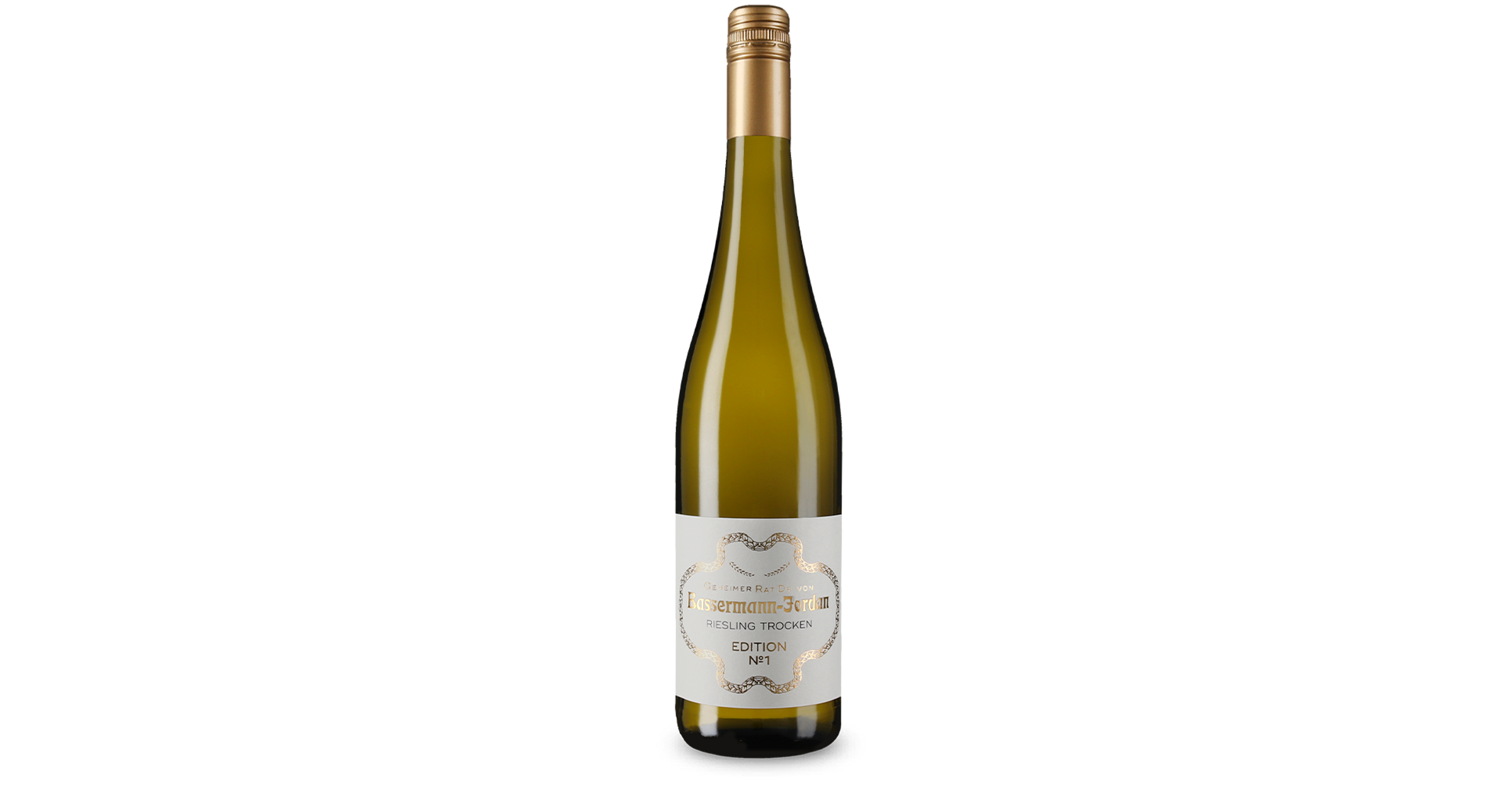 finest selection cozy fresh factory price Riesling Edition №1 trocken 2018