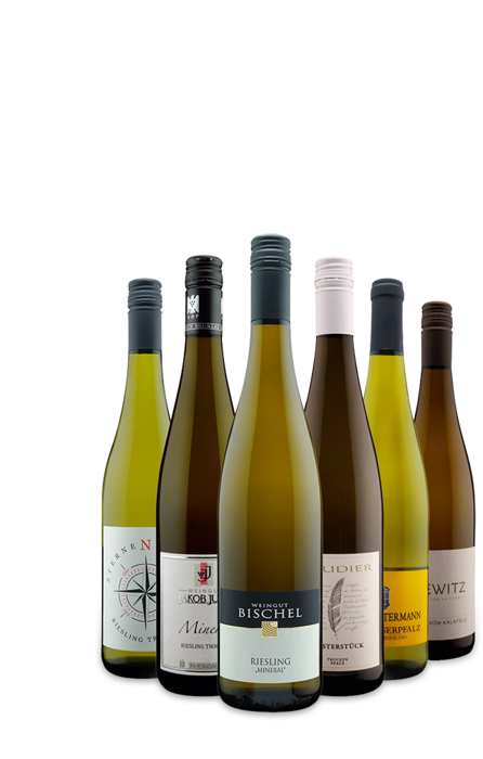 Riesling-Favoriten im Paket