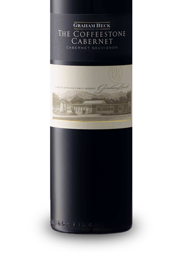 The Coffeestone Cabernet Sauvignon 2012 von Graham Beck Estate