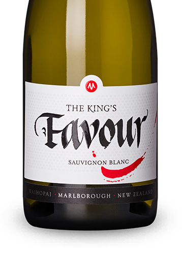 The Kings Favour Sauvignon Blanc 2016 van Marisco