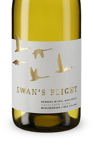 Sauvignon Blanc Swan's Flight 2017 de Georges Michel